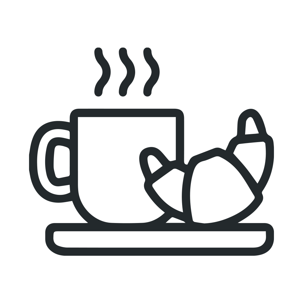 icon breakfast